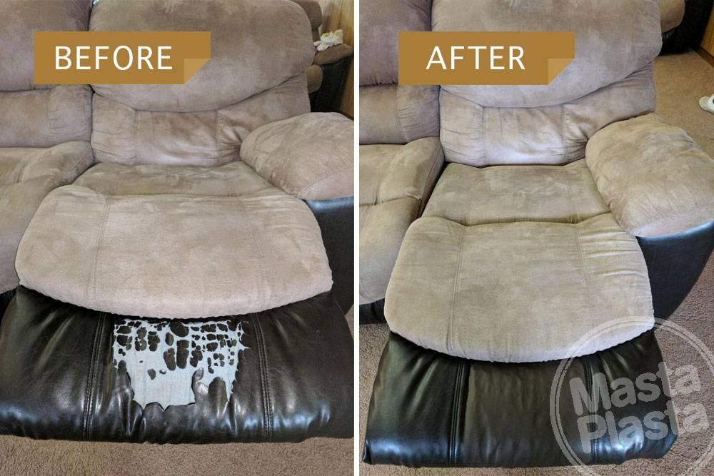 Why use a MastaPlasta leather repair kit? MastaPlasta