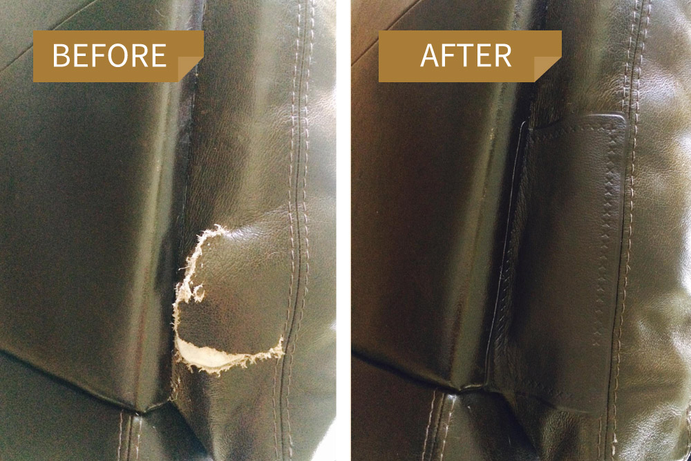 Leather Couch Repair Patch Mastaplasta