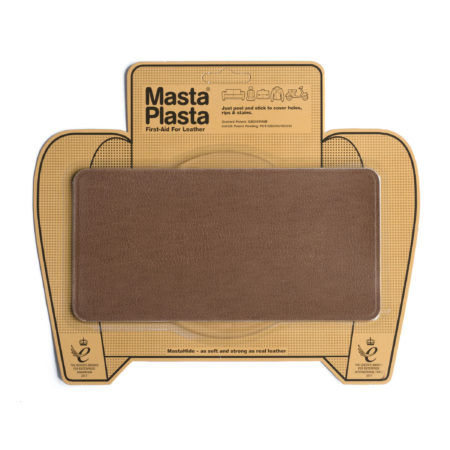 Leather Repair Patch | Large Plain – 10cm x 20cm