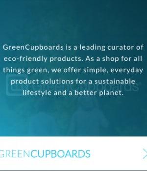 Green Cupboards MastaPlasta