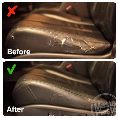 Brilliant Why Use A Mastaplasta Leather Repair Kit Mastaplasta Gamerscity Chair Design For Home Gamerscityorg