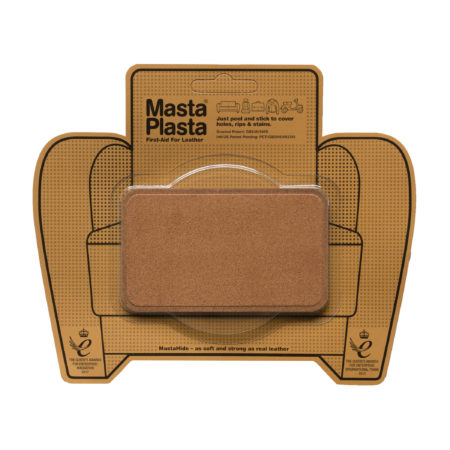 Suede Repair Patch | Medium Plain - 10cm x 6cm